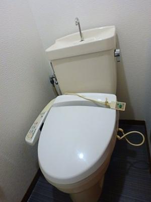 【トイレ】トレインサイド