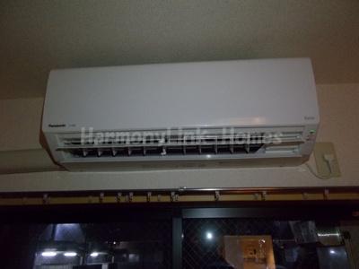 Azure柴又のエアコン