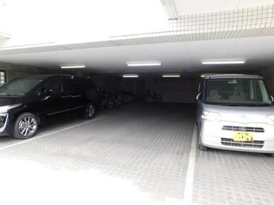 【駐車場】ジュネパレス横浜第一
