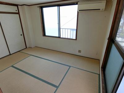 【寝室】フラワーマンション