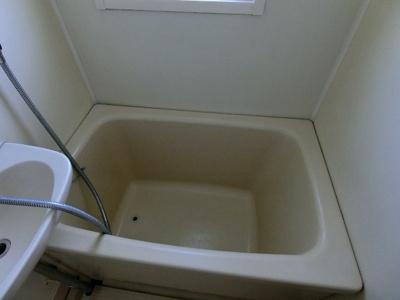 【浴室】フラワーマンション