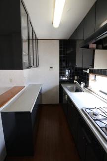 2階のキッチンの写真です。2019年11月4日 11:15頃撮影。