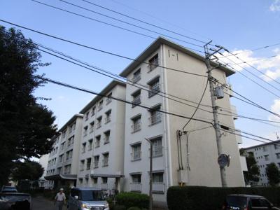 【外観】高塚団地1-8-104