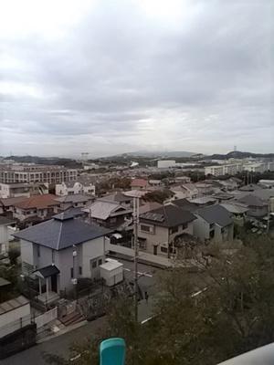 【展望】名谷25団地100号棟