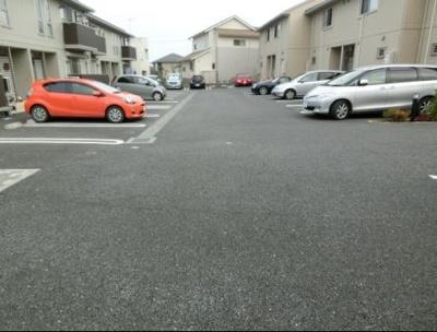 【駐車場】Famille Court(ファミールコート)Ⅱ