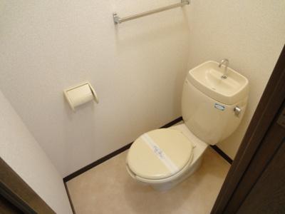 【トイレ】ベルグランフロイデ C棟