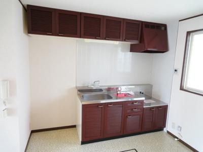 【キッチン】ベルグランフロイデ C棟