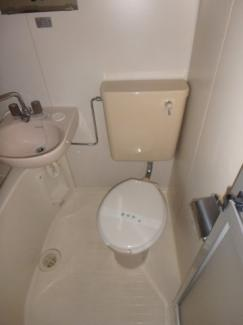 【トイレ】セントラルハイム