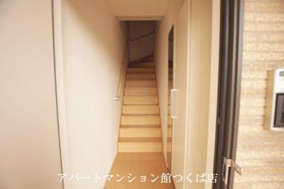 【玄関】けやきレジデンスC