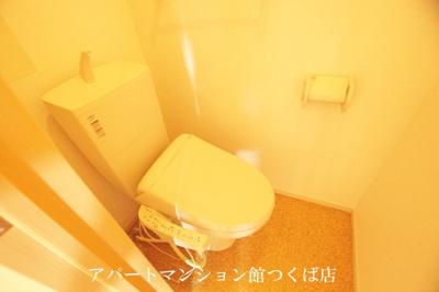 【トイレ】けやきレジデンスC