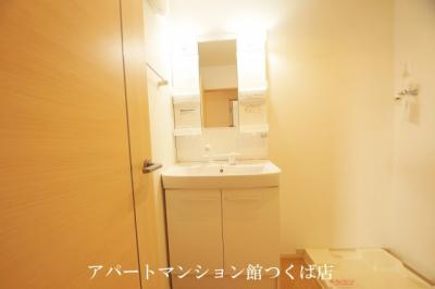 【独立洗面台】けやきレジデンスC