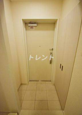 【玄関】リエゾン銀座一丁目【Liaison銀座一丁目】