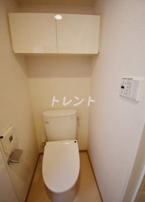 【トイレ】リエゾン銀座一丁目【Liaison銀座一丁目】