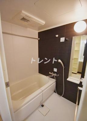 【浴室】リエゾン銀座一丁目【Liaison銀座一丁目】