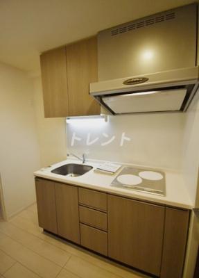 【キッチン】リエゾン銀座一丁目【Liaison銀座一丁目】