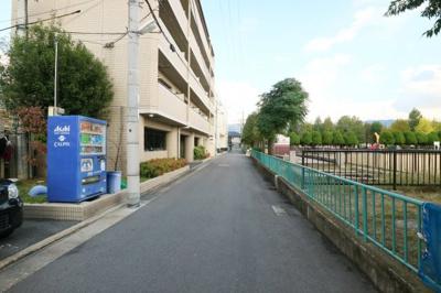 【周辺】Avanti Parco山本北