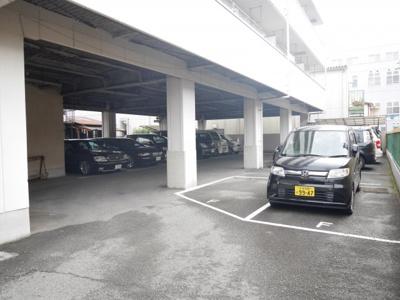 【駐車場】サンルミネ館