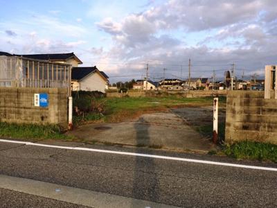 仏田八幡売地