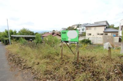 【外観】函南町上沢 売土地