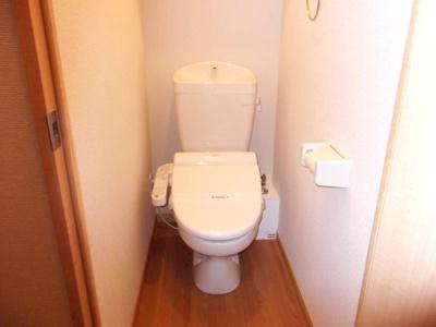 【トイレ】レオパレスアーク