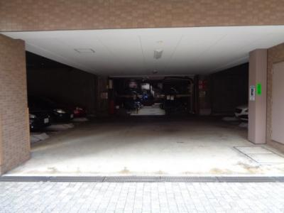 【駐車場】朝日マンション新中野