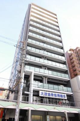 グランスイート阿倍野駅前ローレルコート 鉄筋コンクリート造 14階建