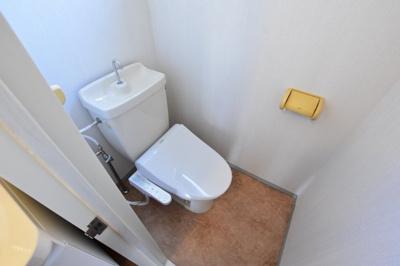【トイレ】ハイツシャトレ―Ⅰ