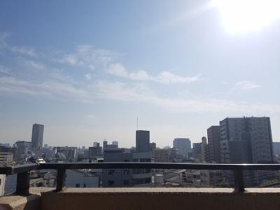 【展望】キングマンション福島Ⅰ
