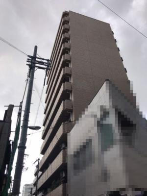 【外観】キングマンション福島Ⅰ