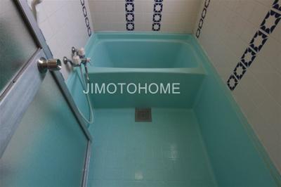 【浴室】西尾マンション