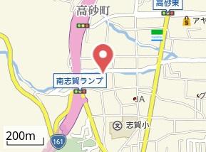 【地図】グレイスビル