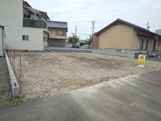 【区画図】53706 羽島市竹鼻町土地