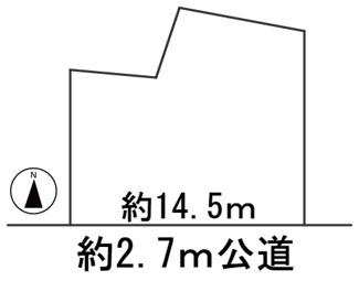 【外観】53706 羽島市竹鼻町土地