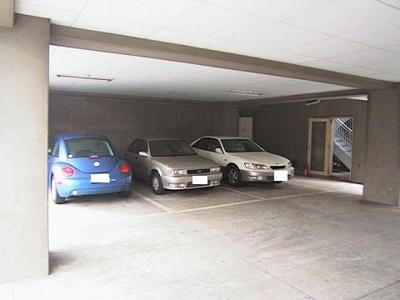 【駐車場】藤ハイム駐車場