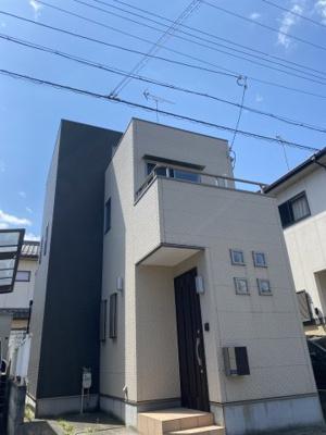 【外観】柳川① デザイナーズハウス