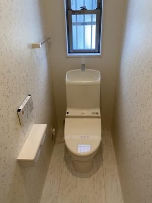 【トイレ】柳川① デザイナーズハウス