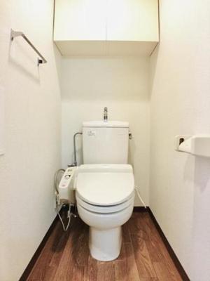 【トイレ】レジデンシア麻布十番