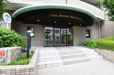 【エントランス】ライオンズマンション城東今福