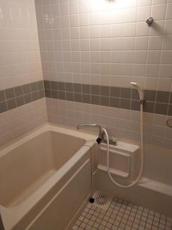 【浴室】幸コーポ