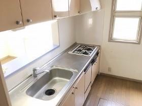 【キッチン】南区太田窪の貸戸建