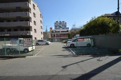 【外観】徳井町ガレージ