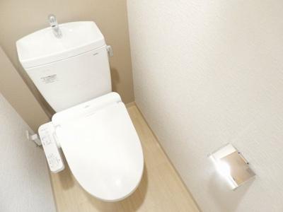 【トイレ】グランカリテ大阪城EAST
