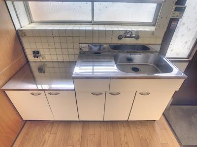 【キッチン】ハイツ松井