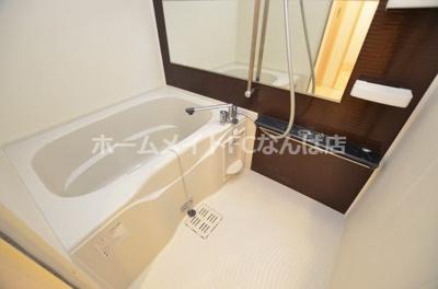 【浴室】ミラージュパレス難波東レジデンス