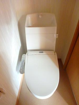 【トイレ】アーバンワルツⅢ
