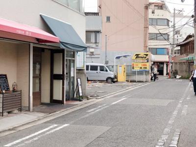 【周辺】堺東駅から5分! 店舗事務所3階/13坪!