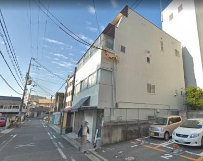 【外観】堺東駅から5分! 店舗事務所3階/13坪!