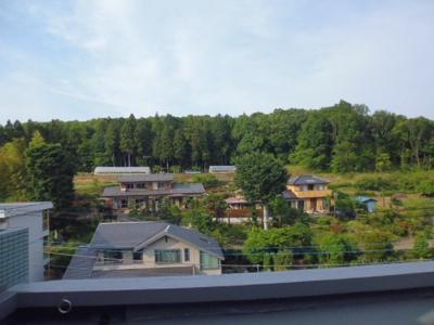 【展望】ラディーナ滝山