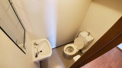 【トイレ】メイプル21