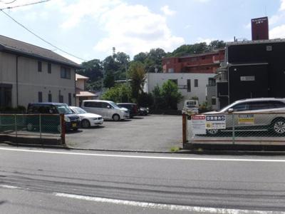 【外観】足立上星川第1駐車場
